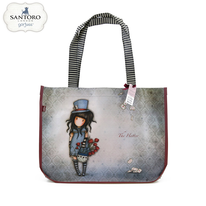 b288b1e525c ΤΣΑΝΤΑ SHOPPER SANTORO GORJUSS THE HATTER 253GJ09 – Διαμόρφωση ...