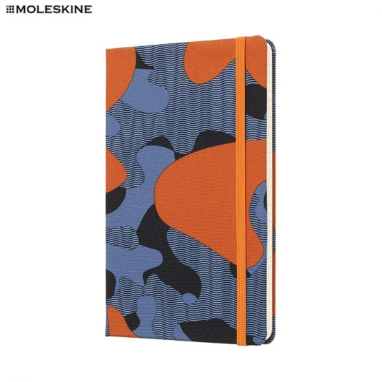 simeiomatario-moleskine-rige-13x21-nomad-blend-camouflage-orange-hard-cover-a